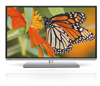 "Toshiba 40T5435DG 40"" Full HD Compatibilità 3D Smart TV Wi-Fi Nero, Argento LED TV"
