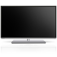 "Toshiba 48T5435DG 48"" Full HD Compatibilità 3D Smart TV Wi-Fi Argento LED TV"