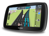"TomTom Start 60 Palmare/Fisso 6"" LCD Touch screen 300g Nero navigatore"