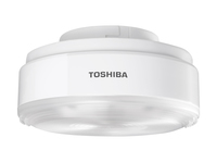 Toshiba LDFEU010C40M50D 8.3W GX53-1 A+ Bianco neutro lampada LED energy-saving lamp