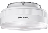 Toshiba LEV222324W840ME 24W GH76p-2 Bianco neutro lampada LED energy-saving lamp