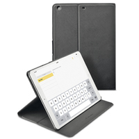 "Cellularline FOLIOIPAD5BK 9.7"" Custodia a libro Nero custodia per tablet"