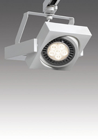 Toshiba LEDEUS00003C Interno Recessed lighting spot G53 Nero faretto di illuminazione