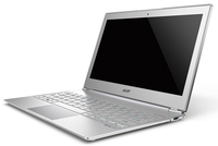 "Acer Aspire 191 1.8GHz i5-3337U 11.6"" 1920 x 1080Pixel Touch screen Argento Computer portatile"