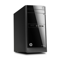 HP 110-401a 2.41GHz J2900 Microtorre Nero PC
