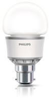 Philips Econic G08727900851502 5W B22 A Bianco lampada LED energy-saving lamp