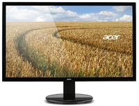 "Acer K2 K272HULA 27"" IPS Nero monitor piatto per PC"