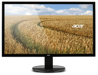 "Acer K2 K272HLC 27"" Full HD TN+Film Nero monitor piatto per PC"