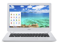 "Acer Chromebook CB5-311-T9Y2 2.1GHz CD570M-A1 13.3"" 1366 x 768Pixel Bianco Chromebook"