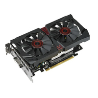 ASUS STRIX-GTX750TI-OC-2GD5 GeForce GTX 750 Ti 2GB GDDR5
