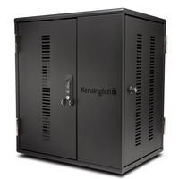 Kensington K67877AM Portable device management cabinet Nero portable device management cart& cabinet