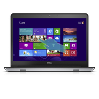 "DELL Inspiron 14 (5447) 2GHz i7-4510U 14"" 1366 x 768Pixel Touch screen Argento Computer portatile"