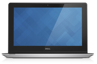 "DELL Inspiron 11 1.86GHz N2815 11.6"" 1366 x 768Pixel Touch screen Nero, Argento Computer portatile"
