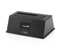 StarTech.com SATADOCKU2 Nero replicatore di porte e docking station per notebook