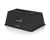 StarTech.com SATADOCKU2E Nero replicatore di porte e docking station per notebook