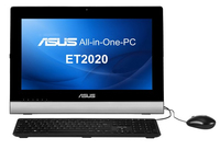 "ASUS ET 2020IUKI-B001S 3GHz i3-3240T 19.5"" 1600 x 900Pixel Nero PC All-in-one"