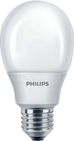 Philips 68179300 5W E27 A Bianco caldo lampada fluorescente energy-saving lamp