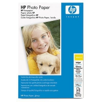 HP Glossy Photo Paper 210 g/m²-10 x 15 cm plus tab/60 sht carta inkjet