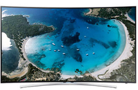 "Samsung UE48H8000SZ 48"" Full HD Compatibilità 3D Smart TV Wi-Fi Nero LED TV"