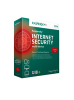 Kaspersky Lab Kaspersky Internet Security - multi-device 2014 Full license 1utente(i) 1anno/i Francese