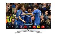 "Samsung UE48H6200AW 48"" Full HD Compatibilità 3D Smart TV Wi-Fi Nero, Argento LED TV"