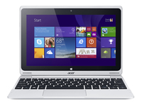 "Acer Aspire Switch 10 Switch 10 1.33GHz Z3745 10.1"" 1366 x 768Pixel Touch screen Argento Ibrido (2 in 1)"