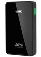 APC Power Pack M5 Polimeri di litio (LiPo) 5000mAh Nero batteria portatile