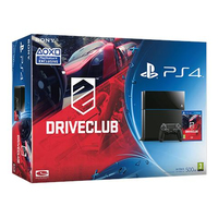 Sony PS4 500GB B Chassis, DRIVECLUB 500GB Wi-Fi Nero
