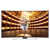 "Samsung UN65HU9000 64.5"" 4K Ultra HD Compatibilità 3D Smart TV Wi-Fi Metallico LED TV"