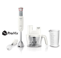 Philips Avance Collection HR1647/00 Frullatore ad immersione 1.2L 700W Bianco frullatore