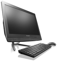 "Lenovo IdeaCentre C470 1.7GHz i3-4010U 21.5"" 1920 x 1080Pixel Touch screen Nero PC All-in-one"