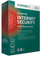 Kaspersky Lab Internet Security - Multi-Device 2015, 3u, 1Y, ITA Base license 3utente(i) 1anno/i ITA