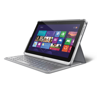 "Acer Aspire P3-171-5333Y4G06AS 1.5GHz i5-3339Y 11.6"" 1366 x 768Pixel Touch screen Nero, Argento Ibrido (2 in 1)"