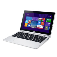 "Acer Aspire Switch 11 SW5-111-15QG 1.33GHz Z3745 11.6"" 1366 x 768Pixel Touch screen Argento Ibrido (2 in 1)"