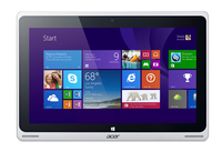 "Acer Aspire Switch 10 SW5-012P-11BV 1.33GHz Z3735F 10.1"" 1280 x 800Pixel Touch screen Argento Ibrido (2 in 1)"