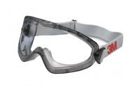 3M 2890SC Policarbonato Grigio safety goggles/glasses