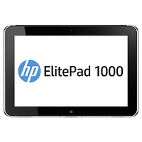 HP ElitePad 1000 G2 128GB Nero, Argento tablet