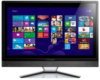 "Lenovo IdeaCentre C560 1.9GHz i5-4460T 23"" 1920 x 1080Pixel Touch screen Nero PC All-in-one"
