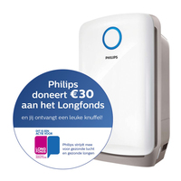 Philips Sist. comb. 2 in 1: purif. aria e umidif. AC4080/10
