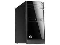 HP 110-420nfm 2.41GHz J2900 Microtorre Nero PC
