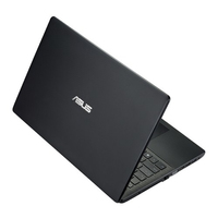"ASUS X751MD-T6058H 2.16GHz N3540 17.3"" 1600 x 900Pixel Touch screen Nero Computer portatile notebook/portatile"