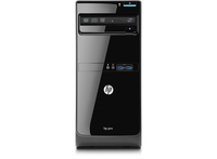 HP Pro 3500 G2 3.4GHz i3-3240 Microtorre Nero PC