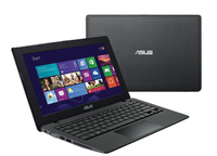 "ASUS K200MA-DS01T(S) 2.16GHz N2830 11.6"" 1366 x 768Pixel Touch screen Nero Computer portatile notebook/portatile"