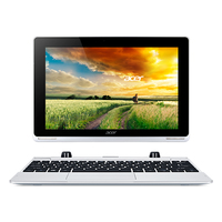 "Acer Aspire Switch 10 SW5-012-12D2 1.33GHz Z3735F 10.1"" 1280 x 800Pixel Touch screen Argento Ibrido (2 in 1)"