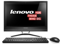 "Lenovo IdeaCentre C470 1.9GHz i3-4030U 21.5"" 1920 x 1080Pixel Touch screen Nero PC All-in-one"