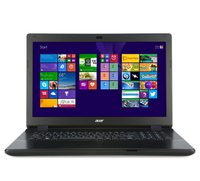 "Acer TravelMate 76-MG 2GHz i7-4510U 17.3"" 1920 x 1080Pixel Nero Computer portatile"
