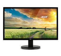 "Acer K2 K242HL 24"" Full HD VA Nero monitor piatto per PC"