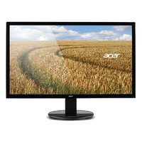 "Acer K2 K242HLBbd 24"" Full HD VA Nero monitor piatto per PC"