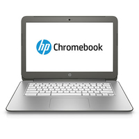 "HP Chromebook 14-x006na 2.3GHz K1 14"" 1366 x 768Pixel Argento Chromebook"