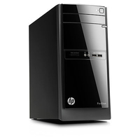 HP 110-420 3GHz i3-3240T Microtorre Nero PC